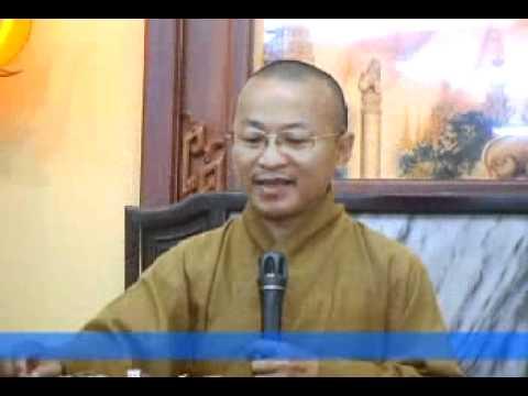 Thêm và bớt trong ứng xử vợ chồng (25/10/2009) video do Thích Nhật Từ giảng