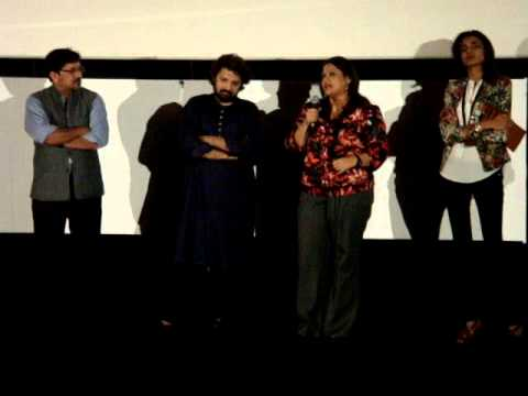 Zinda Bhaag - On casting Naseeruddin Shah for the film - Abu Dhabi  Film Festival 2013
