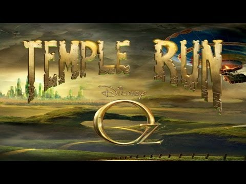 Temple Run: Oz - Universal - HD Gameplay Trailer,