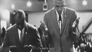 Ossie Davis's Eulogy For Malcolm X(the Ending Of The