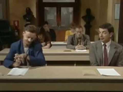 Mr Bean Episode 1 Mr Bean Part 1 4 Youtube