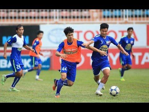 [Full Match] Hoàng Anh Gia Lai vs Công An Nhân Dân 20/06/2015 - V-League 2015