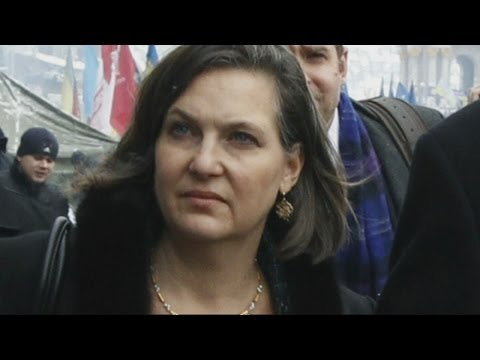 F*** the EU: Alleged audio of US diplomat Victoria Nuland swearing
