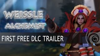 Champions of Anteria - Weissle the Alchemist Trailer