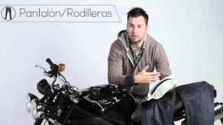 Motocicleta: Equipamiento básico