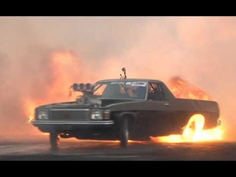 American Burnouts Versus Australian Burnouts PART 3