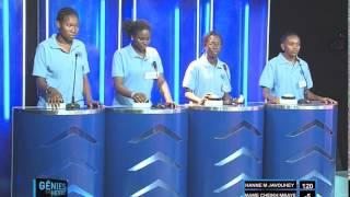 Génies en Herbe: Anne Marie Javouhey / Lycée Mame Cheikh Mbaye
