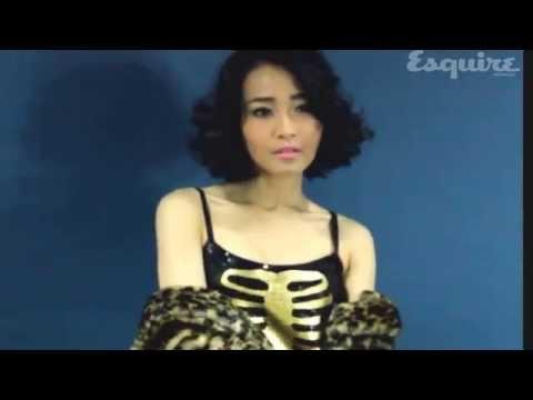 Esquire November 2014 - Rinni Wulandari is a Woman We Love