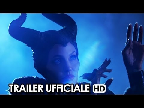 Maleficent Epic Trailer Italiano Lana Del Rey 'Dream' (2014 ) Angelina Jolie Movie HD