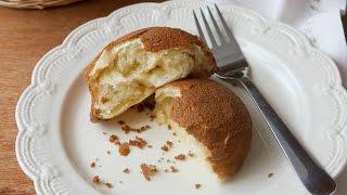 How to make Papparoti/ Coffee Buns Recipe - Cách làm bánh mì cà phê Papparoti
