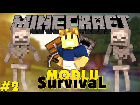 Minecraft Modlu Survival - Doctor Yarasa - Bölüm 2 mp3 indir