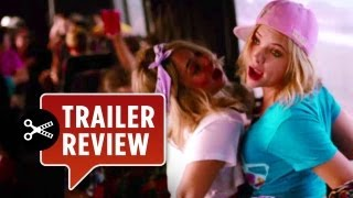 Instant Trailer Review Spring Breakers (2012) Selena