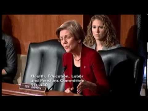 Elizabeth Warren - Supporting Children and Families through Investments in Early Education
