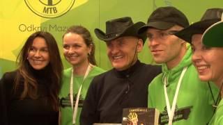 W sobotę i niedzielę, 18-19 marca, w targach Bike Expo w PGE Narodowym w Warszawie udział wzięły Rowerowe
