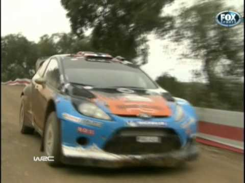 WRC Rally Portugal 2012 - 2da etapa