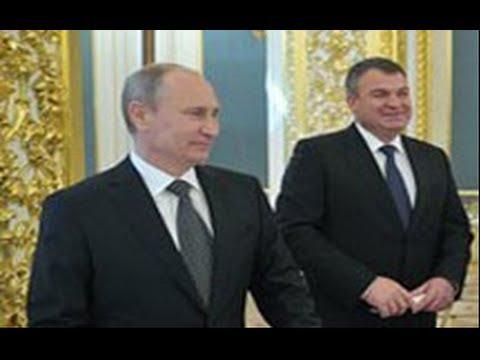 Сердюков: Васильева действовала в ...