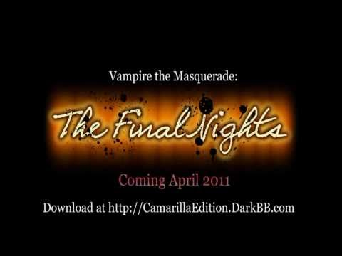 VtM: The Final Nights