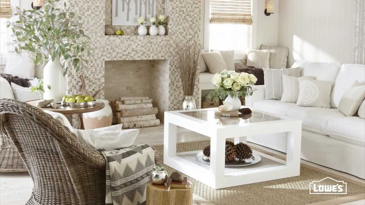 Interior design ideas to add natural beauty to your home youtube