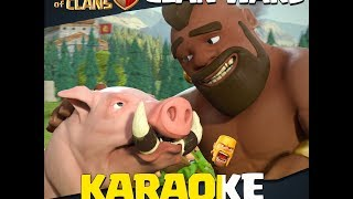 Clan Wars Karaoke Contest