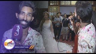 بالفيديو..شاروخان المغرب يغني في عرس مغربي و العروسة كتبكي   |   خارج البلاطو