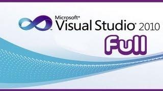 Instalar Visual Studio Ultimate 2010 Full En Español W.7