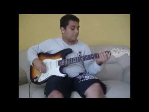 Leo Oliveira - Não Ser (Oficina G3 Guitar cover)