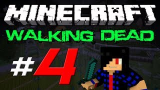 Minecraft: The Walking Dead Survival! Episode 4 - Epic Trickshots