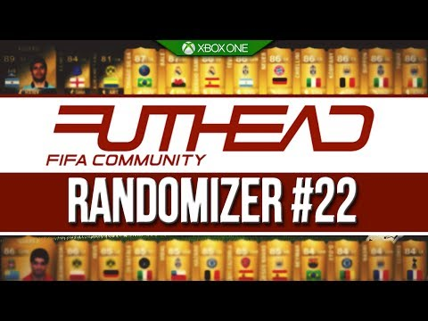 THE FUTHEAD RANDOMIZER #22 - PETR CECH THE GOD!! FIFA 14 ULTIMATE TEAM!