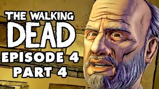 The Walking Dead Game Episode 4, Part 4 Savannah