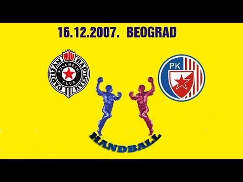 RK Partizan – RK Crvena Zvezda (16.12.2007.)