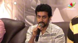 Surya at Singam 2 Press Meet in Kerala,Anushka, Hansika, Santhanam, Vivek, Hari, Tamil Movie