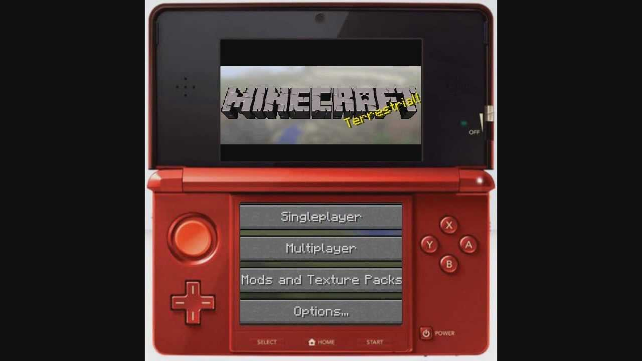 Minecraft for 3ds - 58