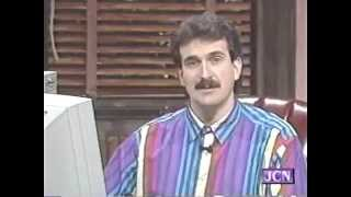 An Old Computer Show From The 90's