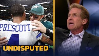 Dak Prescott or Carson Wentz - Who has the brighter future in the NFL ?    UNDISPUTED
