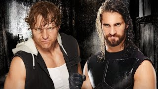 Dean Ambrose Vs. Seth Rollins WWE Battleground WWE