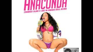 Nicki Minaj Anaconda (Eduardo Lujan & Luis Alvarado Butt