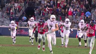 2016 Egg Bowl Highlights
