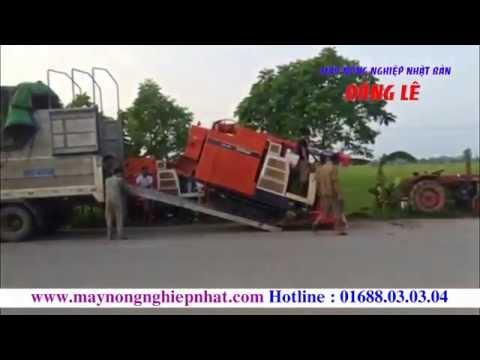 Đăng Lê -Tiếp Tục xuất giao và hướng dẫn sử dụng máy gặt Kubota R1-40 Cho Bà Con Tỉnh Nghệ An