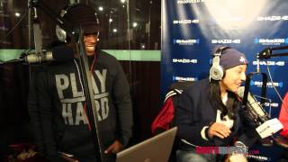 Bonnie Godiva and Ms.Fit Freestyle on Sway in the Morning
