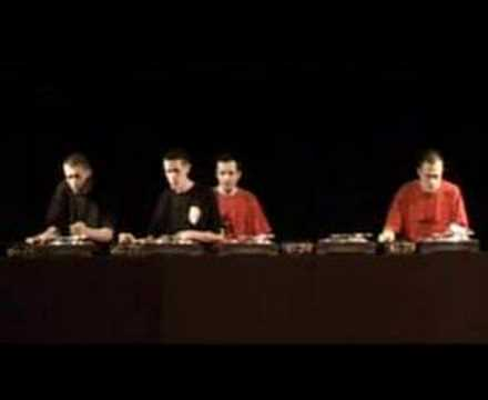 C2C - DMC DJ team World Champions 2004 set @C2Cdjs (Album Now Available)
