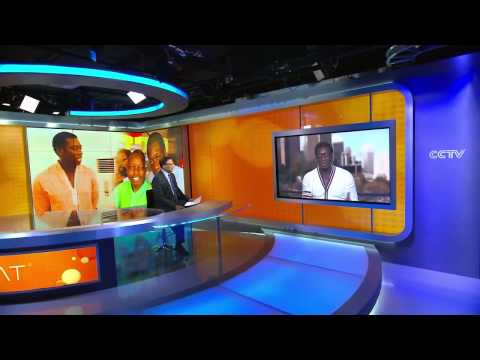 Hakeem Kae-Kazim on helping those in African conflict zones
