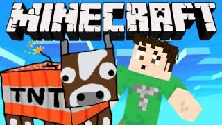 Minecraft COW BOMB