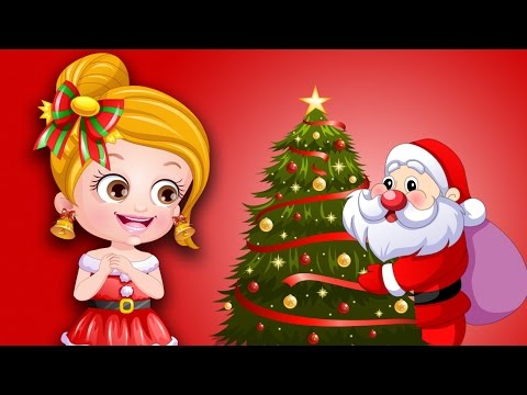 Top Baby Hazel Christmas Dress Up Game for Kids 2016