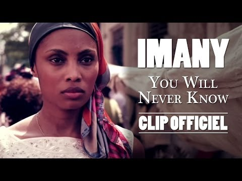 image vidéo Imany - You Will Never Know - Clip Officiel
