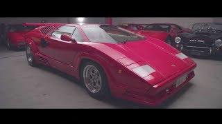 Lamborghini Countach 25th Anniversary Is Amazing -- /DRIVEN. Drive Youtube Channel.