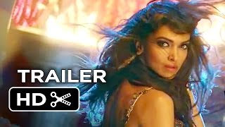 Happy New Year Official Trailer #1 (2014) Bollywood Movie HD