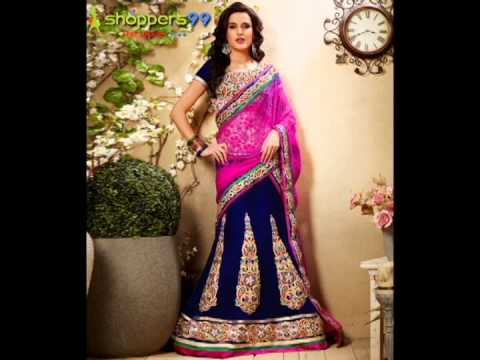 Designer Party Wear Lehenga Sarees, Bridal Lehenga Choli