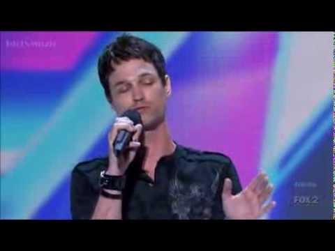 The X Factor USA  2012 - Jeffery Gutt's audition - Hallelujah