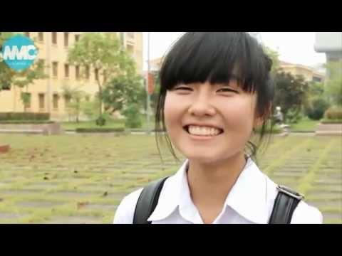 Hot girl cười cực kì cute