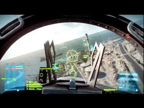 BF3 Gameplay - Kharg Island CQ